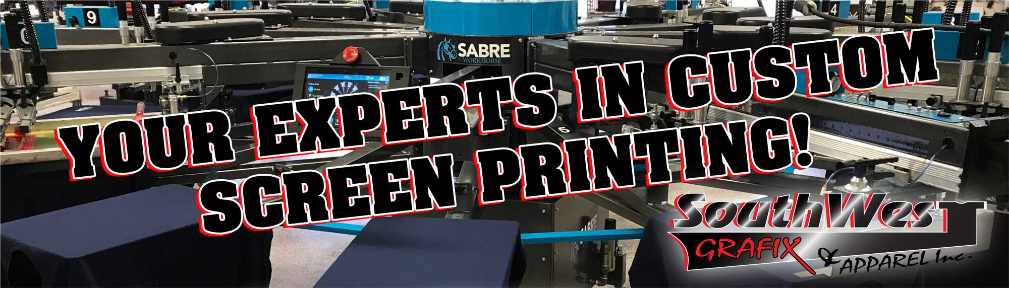 Screen Print GalleryContact Us